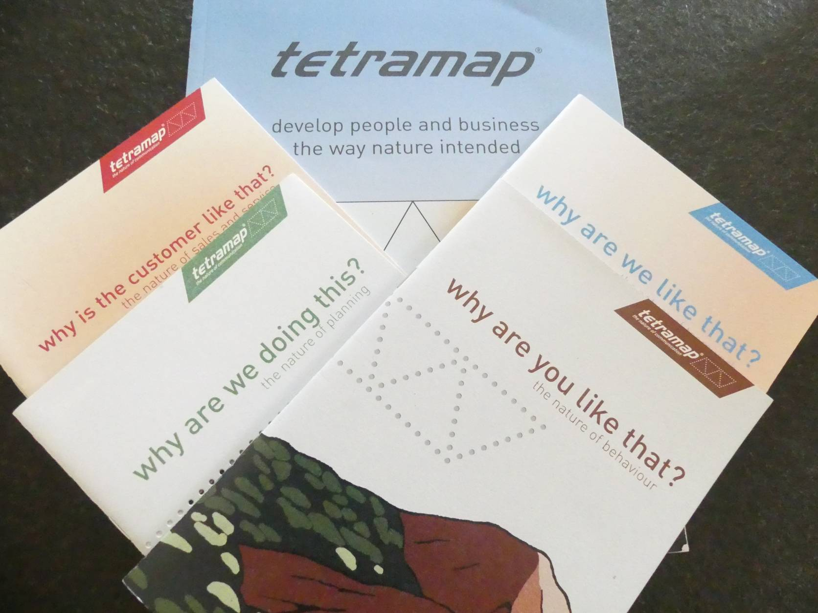 TetraMap Workshops